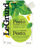 Pesto du jardin