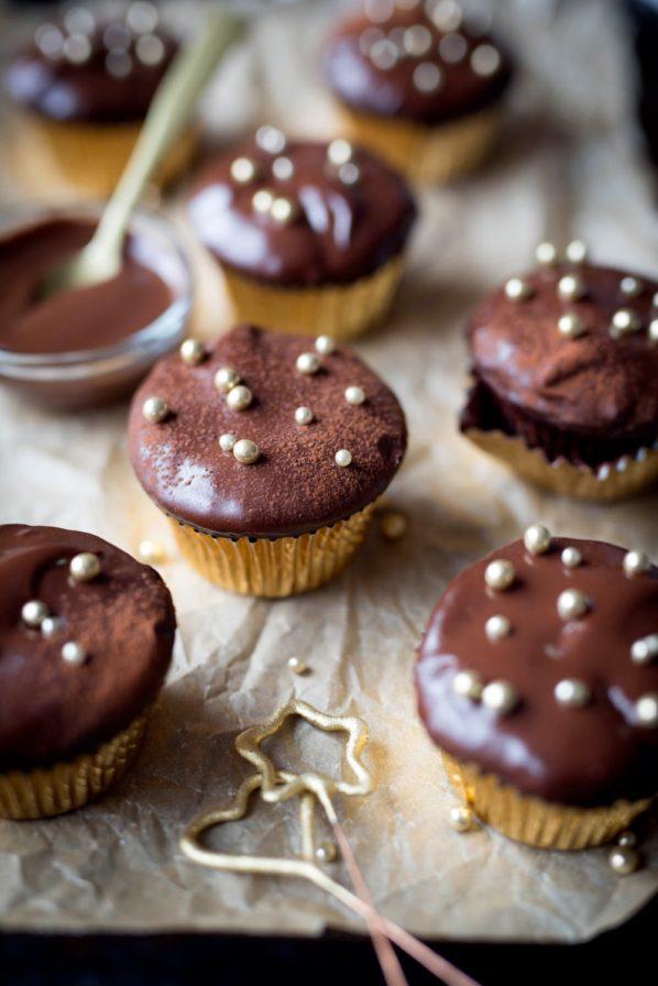 Cupcakes de fête pour gourmands intolérants