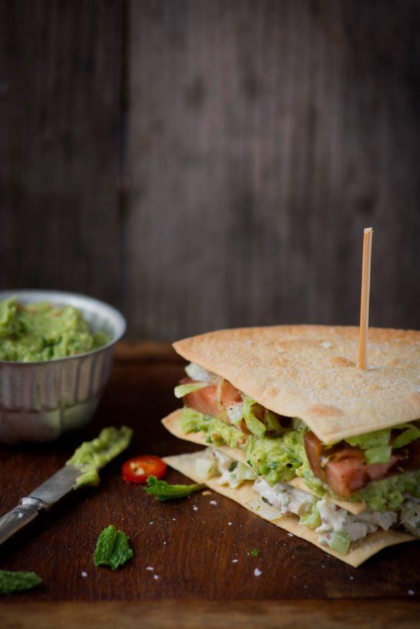 Club sandwich à la K