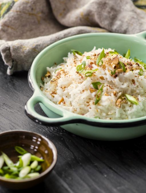 Riz au lait de coco