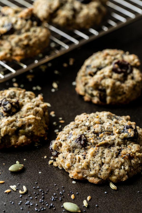 Biscuits multigrains