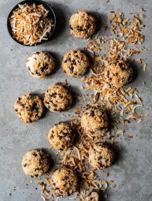 Boules coco-choco et noix de Grenoble