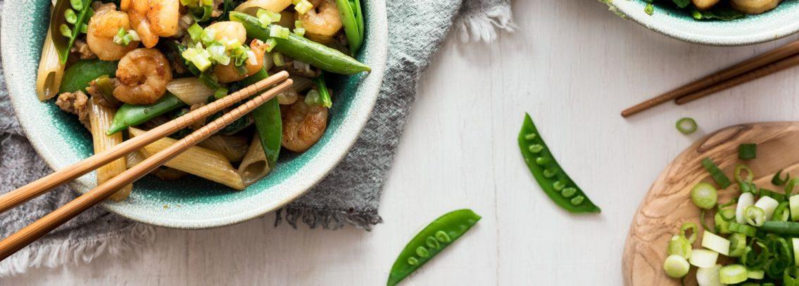 Pour des recettes pratiques, on cuisine des recettes asiatiques!