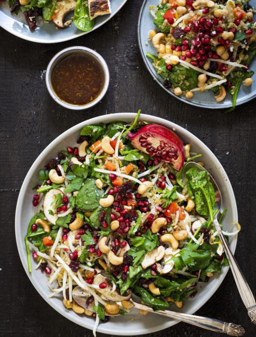 Salade d'amour à la K