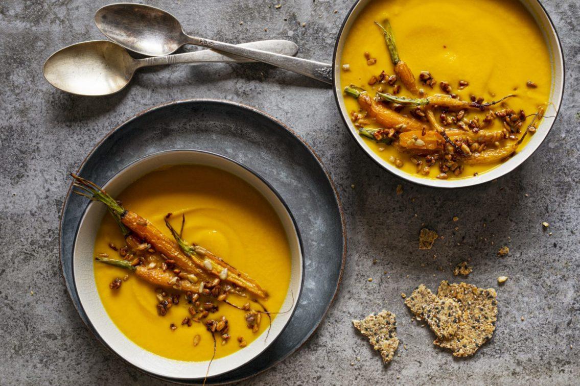 Des soupes pour se réchauffer!