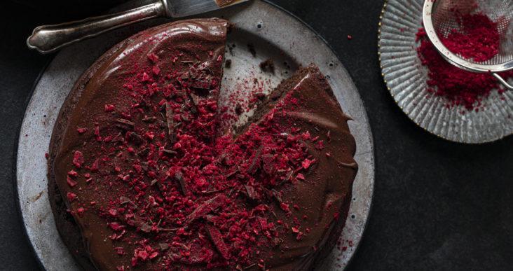 Des gâteaux festifs pour le temps des Fêtes!