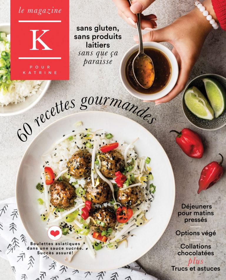 60 recettes gourmandes!
