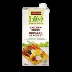 Bouillon de poulet bio Irresistibles