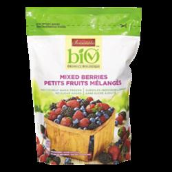 Fruits surgelés bio Irresistibles