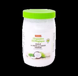 Huile de noix de coco vierge bio Irresistibles