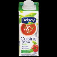 Crème de soya