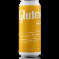 Bière blonde sans gluten