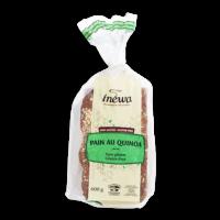 Pain tranché au quinoa sans gluten