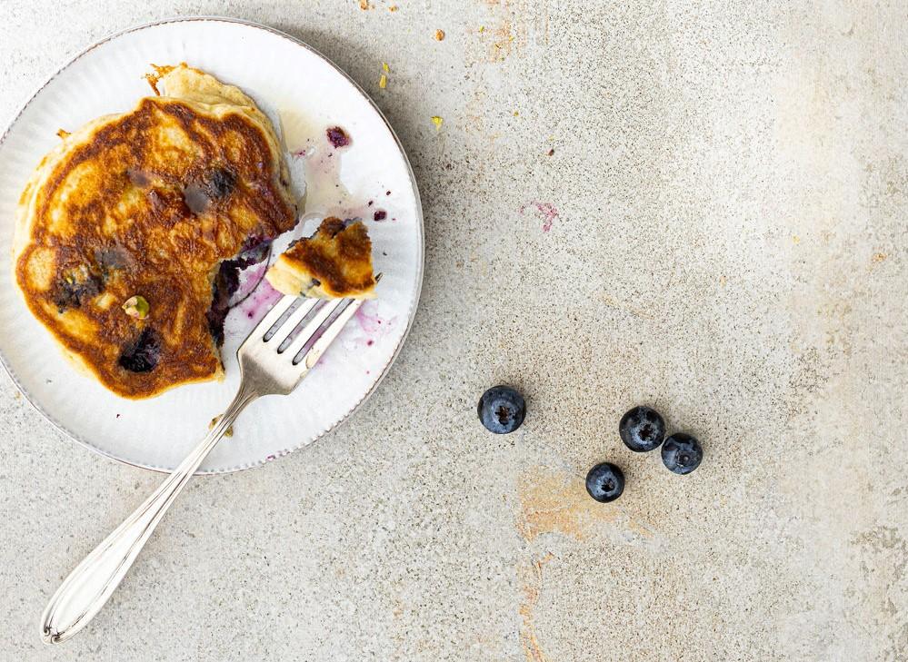 Des crêpes et des pancakes pour casser la routine!