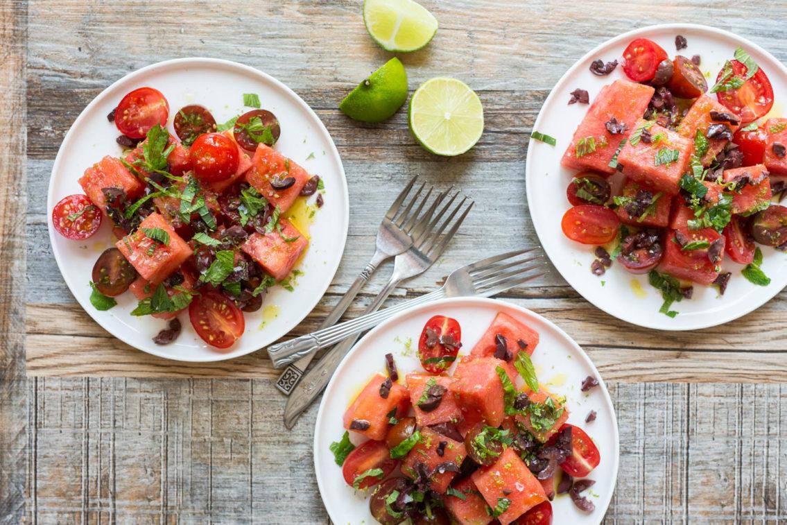 Nos meilleures salades d'été!
