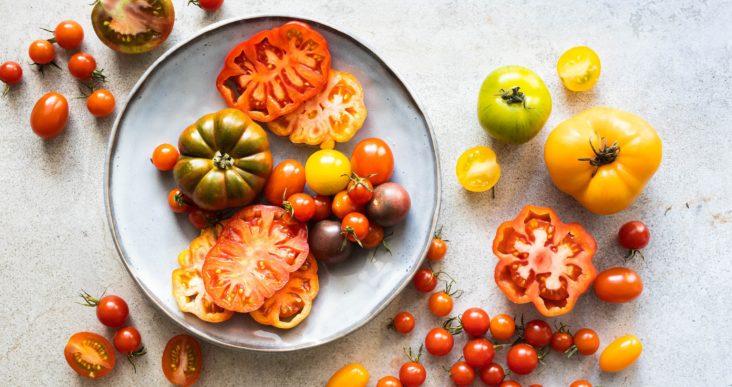 Les tomates fraîches sont à l'honneur!
